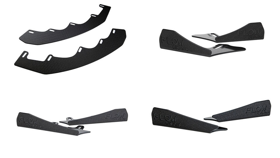 accessories 1 - Audi S3 8V PFL Sportback Splitter Set